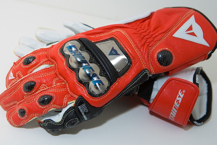 Motoristične rokavice